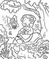 Dibujos Flower Colorear Coloring Garden Jardin Naturaleza Jardines Jardim Colorir Natureza Sobre Desenho Pintar Coloriage Imagens Imprimir Desenhos Dibujo Anna sketch template