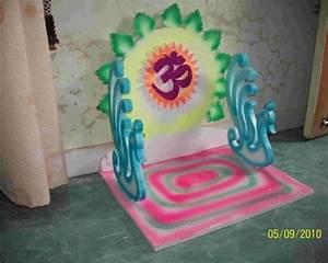 85+ Ganpati Decoration Art - Learn Quick And Easy Ganpati ...