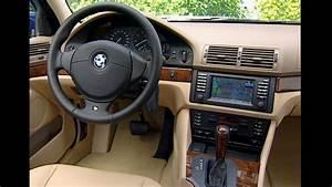 2001 Bmw 525i  5 Series E39  - Interior