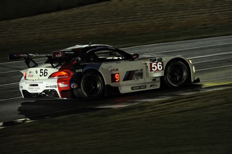 Bmw Team Rll's Season Comes To A Disappointing End