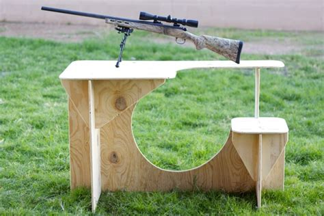 woodworking plans shooting bench plans plywood  plans