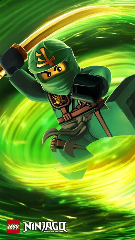 lloyd tournament  elements wallpaper ninjago
