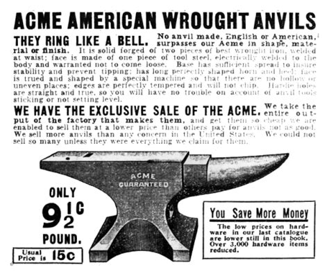 What Does Acme Mean?