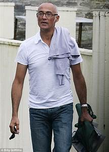 Wham! star Andrew Ridgeley succumbs to the ageing process ...