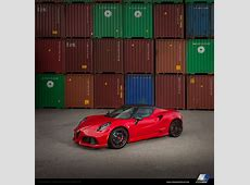 Zender Spices Up Alfa Romeo 4C [wVideo] Carscoops