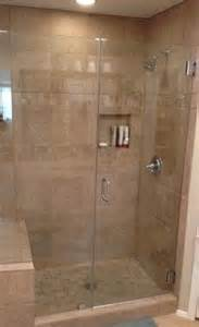 Tile Shower Without Bullnose by 1000 Ideas About Stand Up Showers On Pinterest Walk In