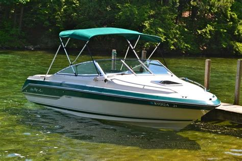 Scout Boats Bimini Top by Carver Bimini Tops Available In Sunbrella Colors To Match