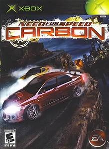 Need For Speed Carbon 2006 Xbox Box Cover Art MobyGames
