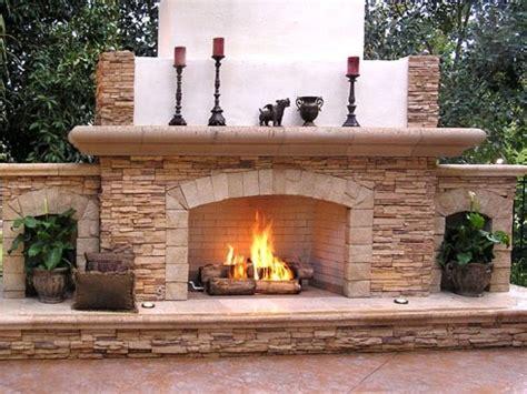 Cozy & Romantic Outdoor Fireplace Designs Lightopia's