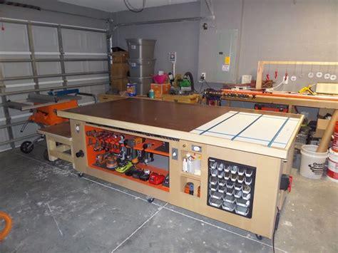 grain custom designs  ultimate workbench