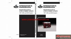 Mack Operators Handbook Mp7 Mp8 And Mp10-engines