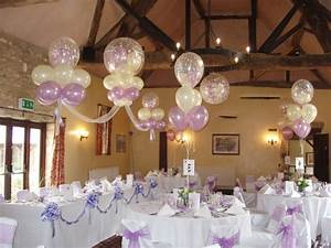 Balloon Decorations For Wedding Party Favors Ideas