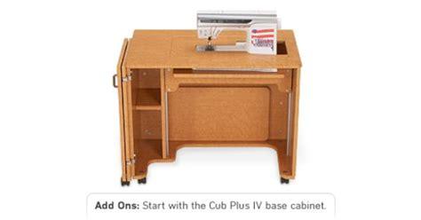 koala sewing cabinet inserts koala sewing cabinets cub plus iv 1399 base sewing