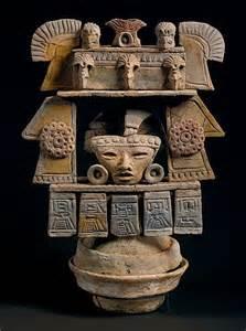 Teotihuacan Incense Burner
