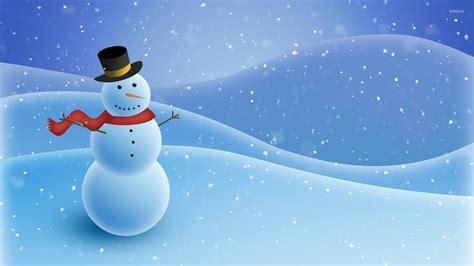 Animated Snowman Wallpaper - winter snowman wallpaper 61 images