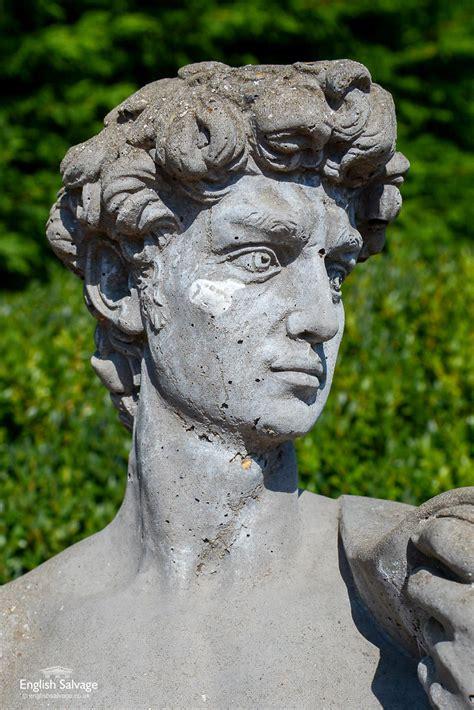 Reconstituted Statue Of David
