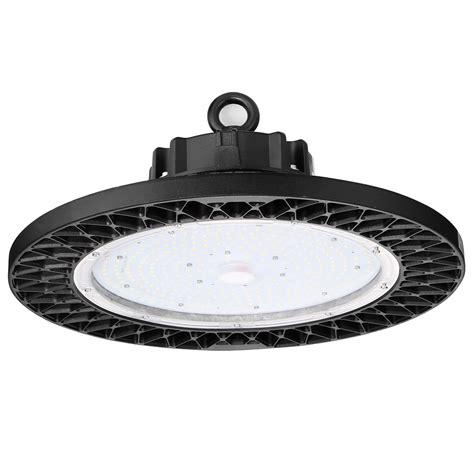 UFO LED Hallenleuchte 100W 150W 200W 250W Hallenbeleuchtung Industrie Lampe Weiβ