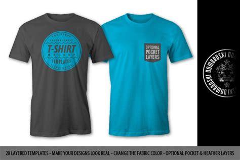 tshirt template for logo pocket t shirt mockup templates graphics youworkforthem