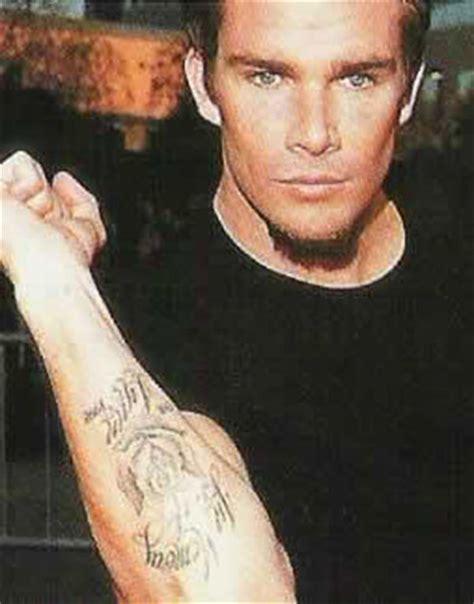 mark mcgrath tattoos pictures images pics