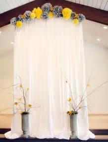 wedding background 30 alternative wedding backdrops home design and interior