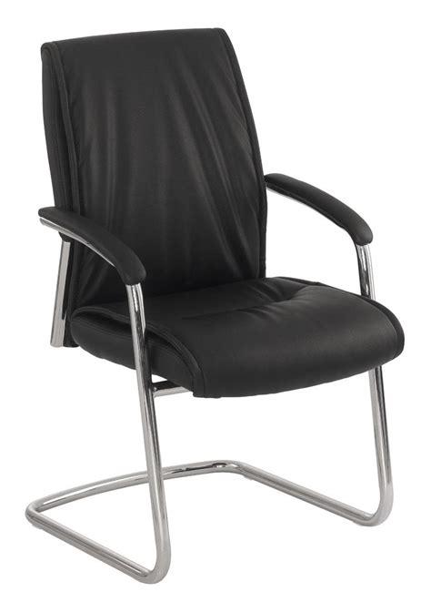 siege visiteur fauteuil visiteur imitation cuir ales