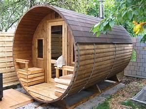 Sauna Mit Holzofen : sauna f r drau en haus dekoration ~ Whattoseeinmadrid.com Haus und Dekorationen
