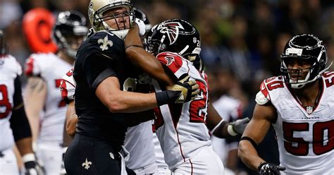 orleans saints  atlanta falcons series history