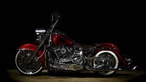2008 Harley Softail Deluxe - Dennis Kirk