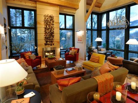 hgtv dream home  gathering room pictures  video