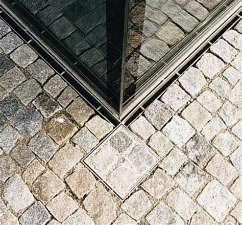 slot drain cleanout access details i