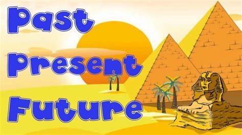 indefinite pronouns verbs  present  future