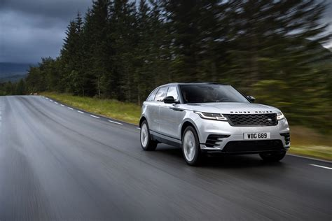 Review Land Rover Range Rover by New Range Rover Velar Review Sleek New Suv Driven Evo