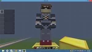 Minecraft: Sky Does Minecraft Statue