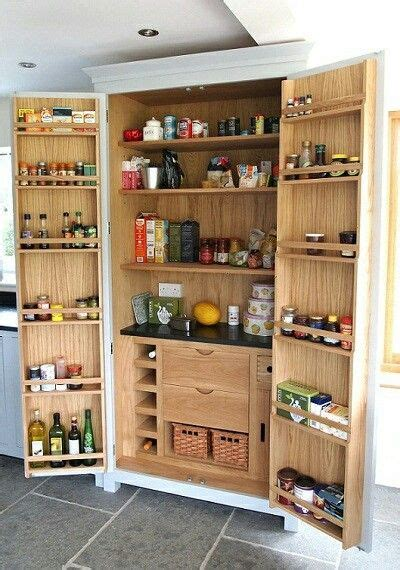 Freestanding Pantry Cupboard by The 25 Best Freestanding Pantry Cabinet Ideas On