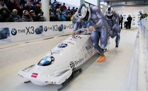 Latviju pasaules čempionātā bobslejā pārstāvēs trīs ...