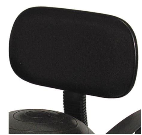 aeromat black deluxe ergo chair aeromat deluxe ergonomic office chair 35955