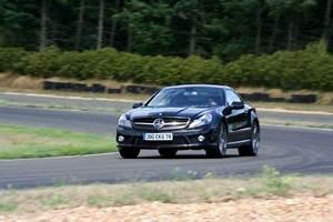 Mercedes La Teste : margot laffite teste la sl63 amg ~ Maxctalentgroup.com Avis de Voitures