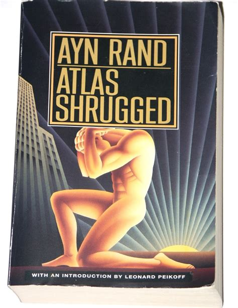 atlas shrugged ayn rand softcover paperback fiction books