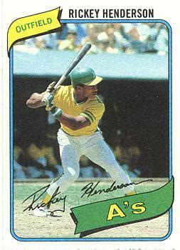 How to tell if your baseball cards are worth money. Value of Rickey Henderson Rookie Card and Baseball Cards - GMA Grading, Sports Card Grading