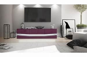 Meuble Sous Tv Suspendu : meuble t l suspendu novomeuble ~ Teatrodelosmanantiales.com Idées de Décoration