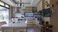 GO.VS 中甸微思 鄉村風廚房設計 ~古典廚具 專業設計 - YouTube