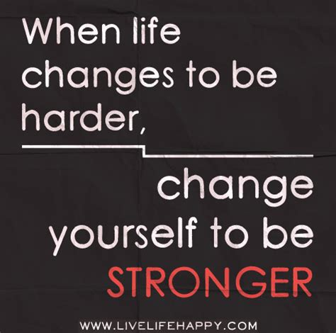 life    harder quote picture