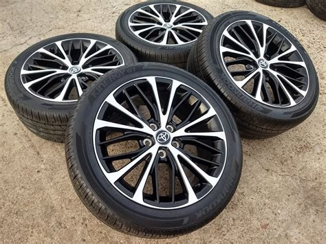 Toyota Camry Rims by 2018 Toyota Camry Factory Rims 2018 Toyota Camry Sexse