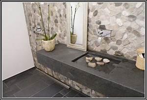Badgestaltung Ohne Fliesen : moderne badgestaltung ohne fliesen fliesen house und ~ Michelbontemps.com Haus und Dekorationen