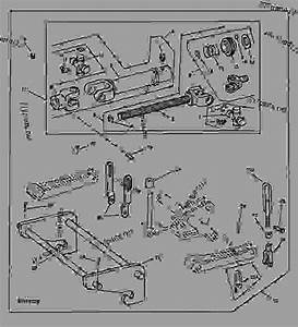 John Deere 855 Parts Diagram