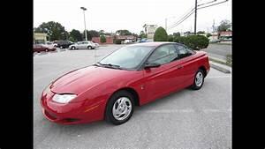 Sold 2002 Saturn Sc2 85k Miles Meticulous Motors Inc