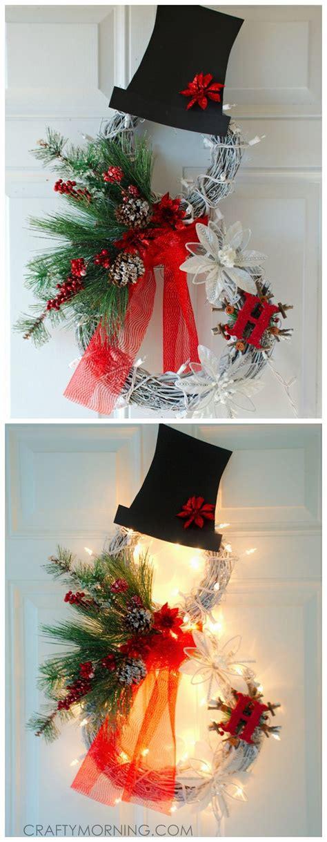 ideas  christmas wreaths  pinterest xmas