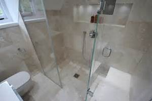 Small Luxury Shower Room Contemporary Bathroom