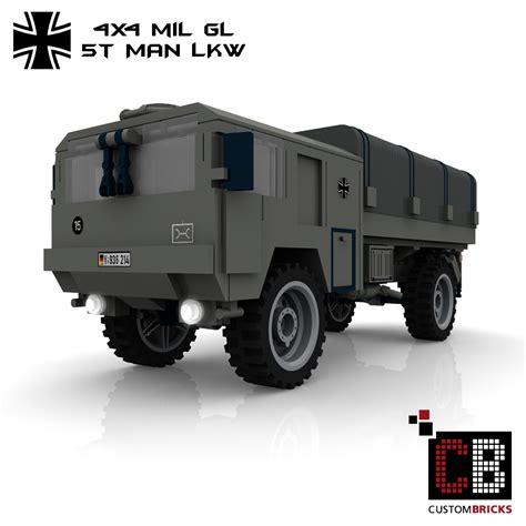 bundeswehr lkw kaufen custombricks de lego custom moc bundeswehr lkw 5t
