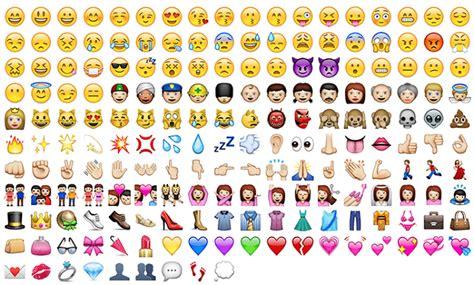 emojis on iphone why use words emojis dominate instagram slashgear